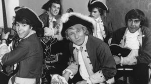 Paul Revere, the organist and leader of the Raiders rock band, has died