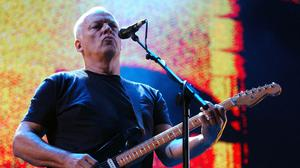The artwork from David Gilmour's fourth solo album Rattle That Lock has won an award