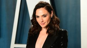 Gal Gadot led a star-studded cover of John Lennon's Imagine (Ian West/PA)