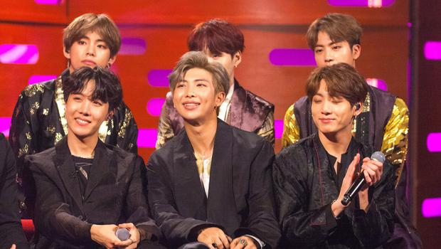 BTS are tipped to perform at this weekend's Grammys (Tom Haines/PA)