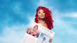 Megan Thee Stallion has shared her debut album Good News (Marcelo Cantu/PA)