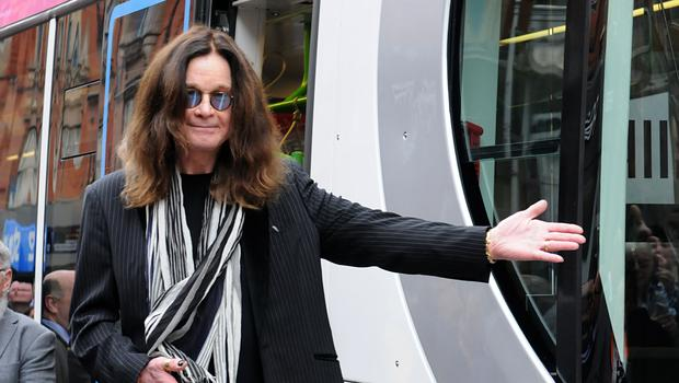 Black Sabbath frontman Ozzy Osbourne has thanked fans for their goodwill messages after he revealed he has Parkinson's disease (PA)