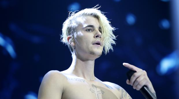 Justin Bieber has released a new song (Yui Mok/PA)