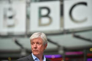 Lord Hall said he wanted the BBC to 'bring British creativity to the widest possible audience' (Ben Stansall/PA)