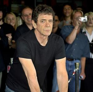 Music icon Lou Reed has died (AP)