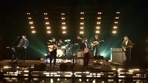 Mumford and Sons (Ian West/PA)