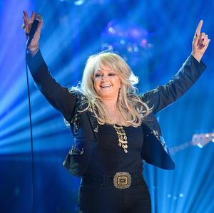 Bonnie Tyler has been officially selected to represent the UK in the Eurovision Song Contest this year