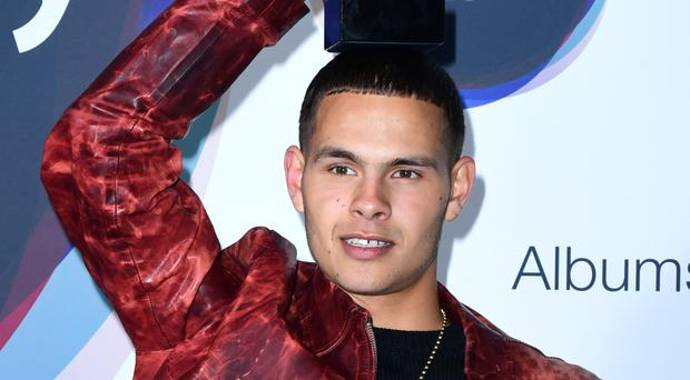 Slowthai during the Hyundai Mercury Prize 2019, held at the Eventim Apollo, London. (Ian West/PA)