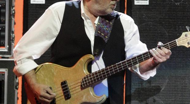 Fleetwood Mac bassist John McVie is being treated for cancer