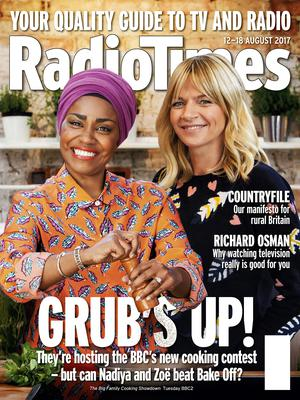 Radio Times, out now (Radio Times/PA)