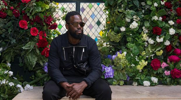 Nominee Ghetts at the Ivors 2019 nominations announcement, at The Ivy in central London (Dominic Lipinski/PA)