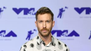 Calvin Harris started growing his beard in 2017 to get a nod for this year's awards (PA)