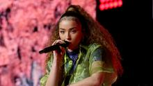 Ella Eyre reflects on father's death: The grief crept up on me (Isabel Infantes/PA)