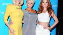 Atomic Kitten and other stars of The Big Reunion are to release a Christmas single