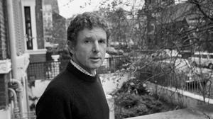 Art critic and broadcaster Brian Sewell