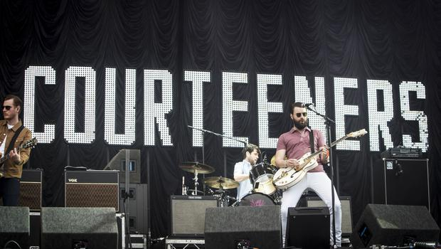 The Courteeners (Danny Lawson/PA)