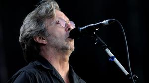 Eric Clapton will play Madison Square Garden on May 1-2