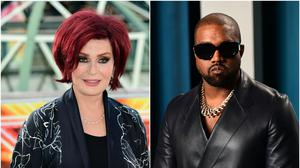 "Sharon Osbourne has called Kanye West ""embarrassing"" after the billionaire rapper's fashion brand received loans from the US government (Ian West/PA)"