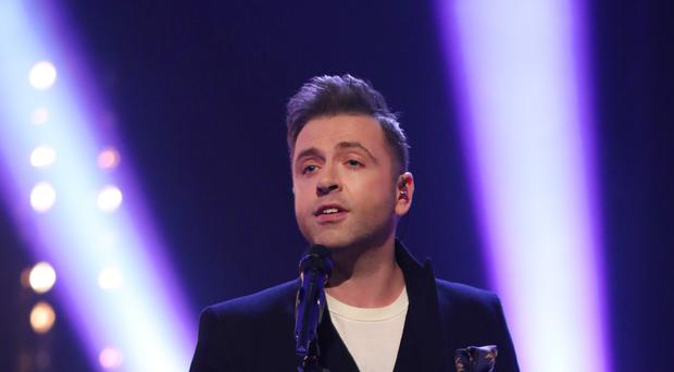 Westlife singer Markus Feehily is to become a father for the first time (Isabel Infantes/PA)