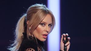 Kylie Minogue on the Graham Norton Show (Isabel Infantes/PA)