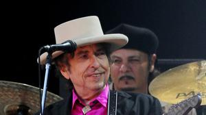 Bob Dylan will headline together with Neil Young (Gareth Fuller/PA)