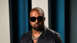 Kanye West has ruled out releasing new music under his current record deal (Ian West/PA)