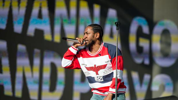 Kendrick Lamar is headlining British Summer Time (Alan D West/PA)