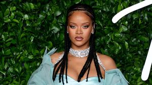 Fans desperate for new music from Rihanna rejoiced after the singer announced she features on rapper PartyNextDoor's latest single (Ian West/PA)