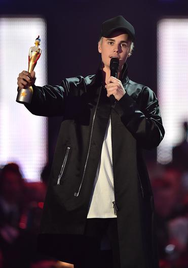 Justin Bieber helped discover Madison Beer online (Dominic Lipinski/PA)