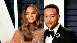 John Legend has paid a heartfelt tribute to his wife Chrissy Teigen, saying he is 'in awe' of the strength she has shown following the loss of their baby (Ian West/PA)