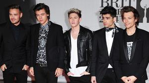 One Direction are lined up for the BBC Music Awards