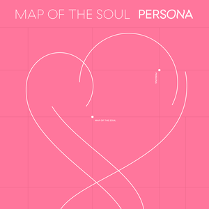 BTS – Map Of The Soul: Persona (BigHit Entertainment)
