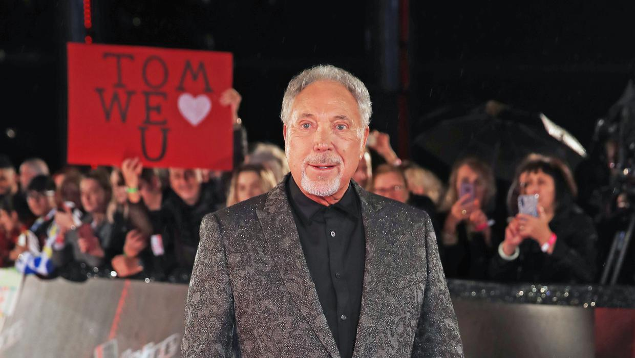 Sir Tom Jones: I was told I wouldn't make it because of my curly hair - BelfastTelegraph.co.uk