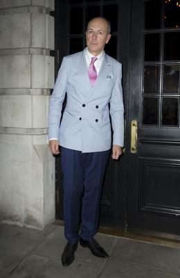 British GQ editor-in-chief Dylan Jones (Isabel Infantes/PA)