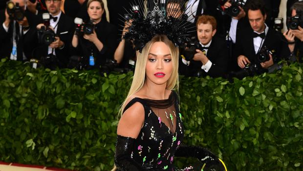 Rita Ora has backed a campaign to get more women and girls into football (Ian West/PA)