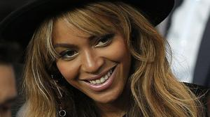 Beyonce has teamed up with Topshop