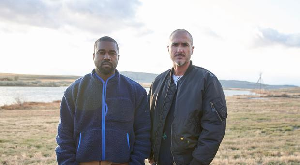 Kanye West revealed to Zane Lowe he banned premarital sex among people working on his new album (Apple Music/PA)