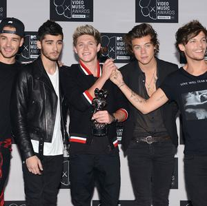 One Direction have hinted that they'd like their own TV show
