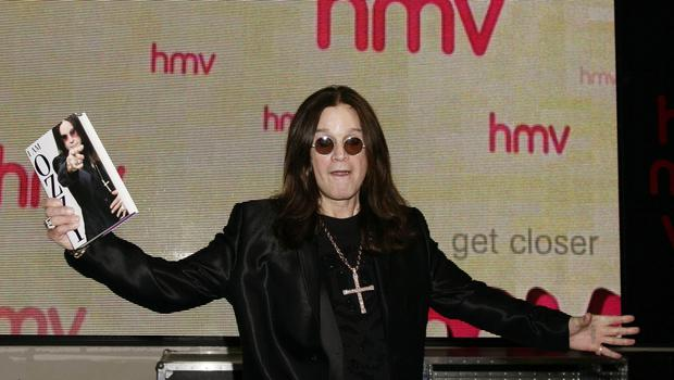 Ozzy Osbourne will be honoured with the Golden God lifetime achievement award by Metal Hammer this year (Yui Mok/PA)