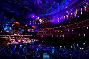 The Last Night of the Proms in 2020 (Chris Christodoulou/BBC/PA)