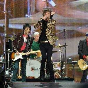 The Rolling Stones will tour Australia and New Zealand in October