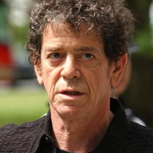 Lou Reed died last October