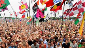 Glastonbury is braced for a fresh invasion of music lovers