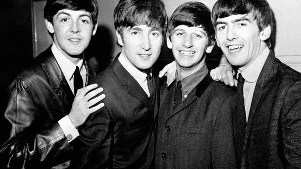The Beatles, back in 1963 (PA)
