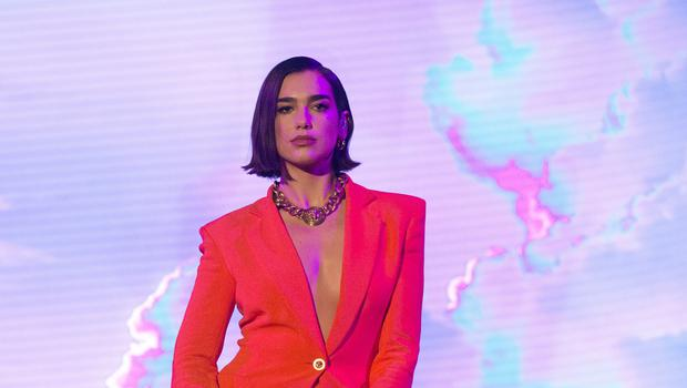 Dua Lipa will perform ahead of the Champions League final on May 26 (Isabel Infantes/PA)