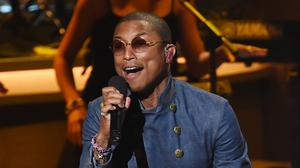 Pharrell Williams the ruling was about protecting the intellectual rights of people who have ideas (AP)