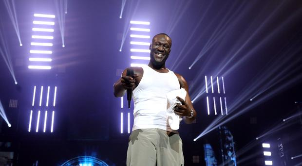 Stormzy said he was backing Jeremy Corbyn (Isabel Infantes/PA)