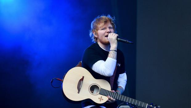 Ed Sheeran says he is not trying to stitch fans up (Ben Birchall/PA)