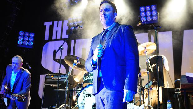 Terry Hall of The Specials in concert (Owen Humphreys)