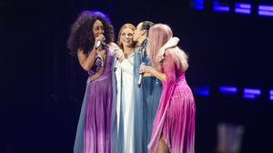 Mel B said she is disappointed that Victoria Beckham was a no-show at Spice Girls tour (Andrew Timms/PA)